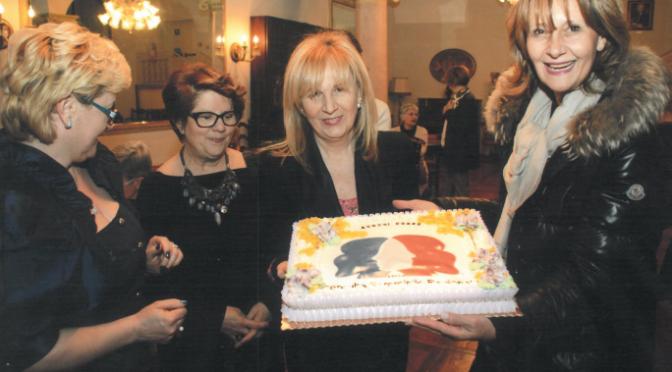 Incontro tra DnT e la Consulta femminile regionale del Piemonte.