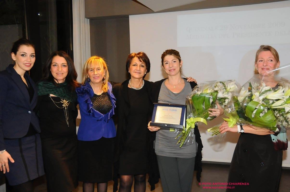 Gruppo DnT con Cristina Ambrosini