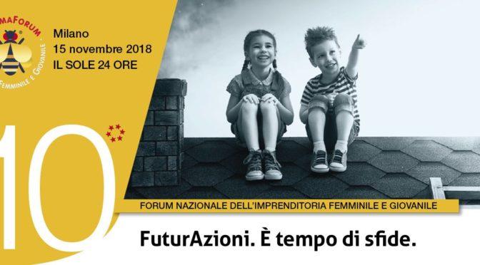 DNT ENTE SOSTENITORE DEL GAMMAFORUM 2018 – MILANO